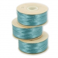 Fil Nymo D 0.30 mm Turquoise 58 m x1