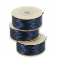 Fil Nymo D 0.30 mm Dark Blue 58 m
