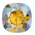 Cabochon Swarovski 4470 10 mm Light Topaz Shimmer x1