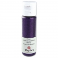 Flacon de poudre de paillettes ultrafine Purple Velvet x20ml