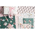 Assortiment de 290 Stickers Paper Poetry Magical Christmas x1