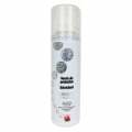 Vernis de protection en spray Odif finition pailletée en argent x 125 ml
