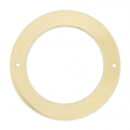 Intercalaire fin Rond 2 trous 32 mm en Gold filled 14 carats