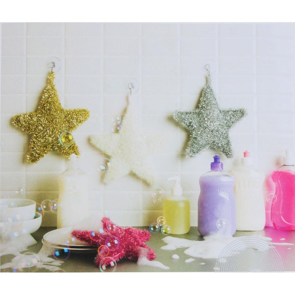 creative bubble magical x mas dr les d 39 ponges crocheter. Black Bedroom Furniture Sets. Home Design Ideas