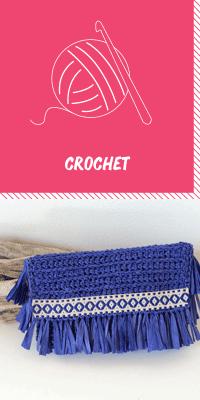 Learn how to do crochet
