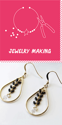 Learn how to make fantasy jewelry
