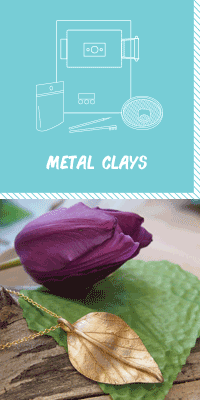 Learn how to model metal clay