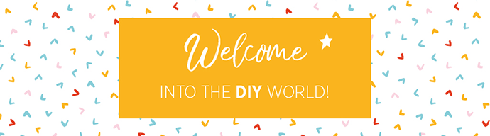 Welcome into the diy world