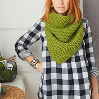 DIY TRICOT - COWLBOY SNOOD LAINE BIG ESSENTIAL